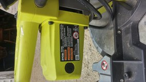 "Ryobi 10"" saw with laser in Lockport, Illinois"