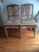 2 very nice antique chairs from France in Ramstein, Germany