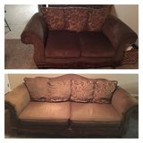 Nice Couch and Loveseat in Fort Leonard Wood, Missouri