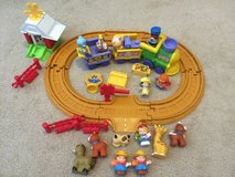 Fisher Price Easter Train with extras in 29 Palms, California