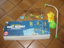 Disney musical busy mobile & peek-in light 1977 REDUCED to $10 in Joliet, Illinois