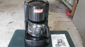 Coleman Camping Coffeemaker in Camp Lejeune, North Carolina