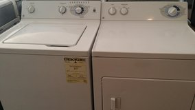 GE washer and dryer {electric} in Houston, Texas