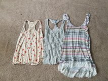 Lot of 3 juniors tank tops size small in Naperville, Illinois