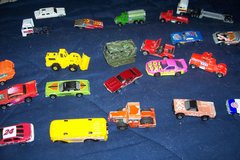 95-100  HOT WHEELS AND MATCHBOOK CARS in Mountain Home, Idaho