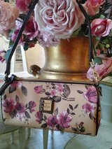 New roses dooney & burke purse in Lockport, Illinois