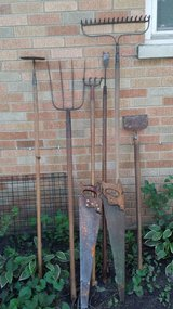 Outdoor tools in Aurora, Illinois