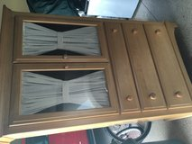 Armour Dresser Natural Wood in Naperville, Illinois