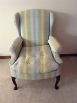 Wing- Back Chair in Naperville, Illinois