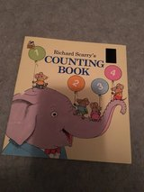 Richard Scarry's Counting Book in Camp Lejeune, North Carolina