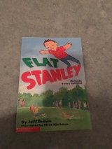 Flat Stanley books in Camp Lejeune, North Carolina