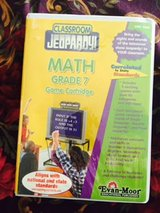 Classroom Jeopardy Game Cartridges Practicing Math Skills Grade 7 in Chicago, Illinois