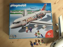 Playmobil big airplane in Ramstein, Germany