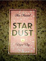 Too faced Star Dust pallet in Alamogordo, New Mexico