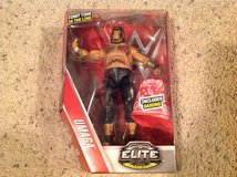 WWE Elite UMAGA Figure - NEW in Camp Lejeune, North Carolina