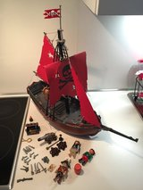 Playmobil pirate ship / buccaneer, big in Ramstein, Germany