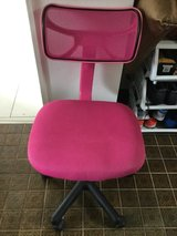 Pink Office Desk Chair in Ramstein, Germany