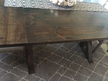 FarmHouse table with bench in Lawton, Oklahoma