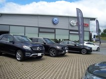 MERCEDES BENZ MILITARY SALES SPANGDAHLEM in Shape, Belgium