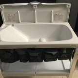 Changing table in Rota, Spain