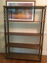 Wooden Bookcase in Columbia, South Carolina