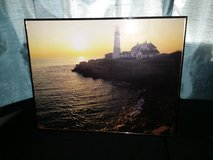 Light house picture frame in Fairfield, California