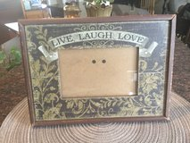 Live Laugh Love Frame in Plainfield, Illinois