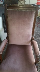 Vintage rocking chair in Houston, Texas