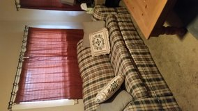 Sofa, loveseat, coffee table in Coldspring, Texas
