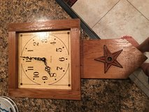 Wall Clock in Cleveland, Texas