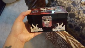 Authentic jewelery box from South Korea in Fort Bragg, North Carolina