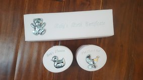 Baby gift - baby's firsts in Batavia, Illinois
