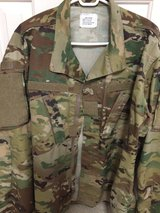 OCP top & pant in Fort Lewis, Washington