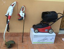 European Mower,weed eater,hedge trimmer in Vicenza, Italy