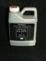 McCloskey Special Effects Metallic Glaze Silver NEW in Bolingbrook, Illinois