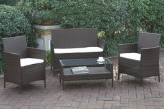 NEW 4 PC PATIO SET $299 in Riverside, California
