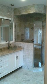 Bathroom Remodeling done for Less in Conroe, Texas