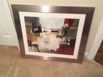 Large Framed Abstract Art in 29 Palms, California