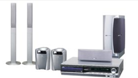 JVC TH-50 DVD Home Theater System in Alamogordo, New Mexico