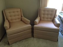Matching pair (2) high quality chairs (Steinhafels) in Brookfield, Wisconsin