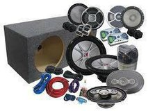 CAR AUDIO SALE in Miramar, California
