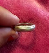 Woman's Silver ring/wedding band in Fort Polk, Louisiana
