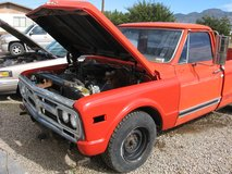 1969 gmc pickup with factory 396 motor in Alamogordo, New Mexico