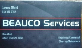 Beauco services in Beaufort, South Carolina