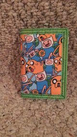 Adventure Time wallet in Bolingbrook, Illinois