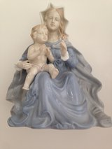 Mary Holding Baby Jesus in Naperville, Illinois