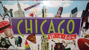 Chicago In A Box Board Game in Aurora, Illinois