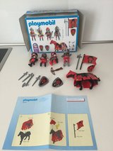 PLAYMOBIL Knight Set in Ramstein, Germany