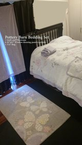 Pottery Barn Bedding Set in Okinawa, Japan