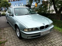 BMW 520i- Price offer!!!-brand new inspection Financing Possible in Hohenfels, Germany